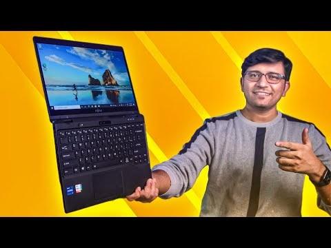 Moshi Moshi - Made in Japan ➡ Fujitsu's New Convertible Laptop Unboxing 🔥🔥🔥