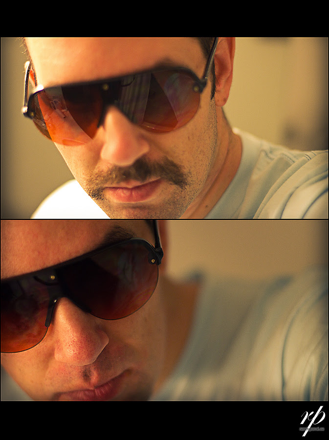 ~ 340/365 Shaved the Stache!!! ~