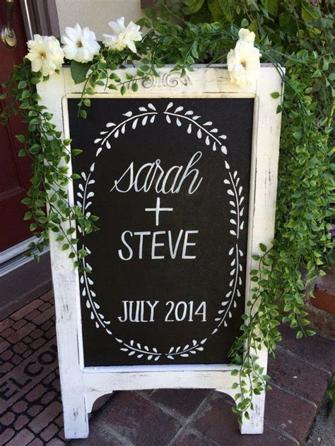 Best 25  Wedding chalkboards ideas on Pinterest