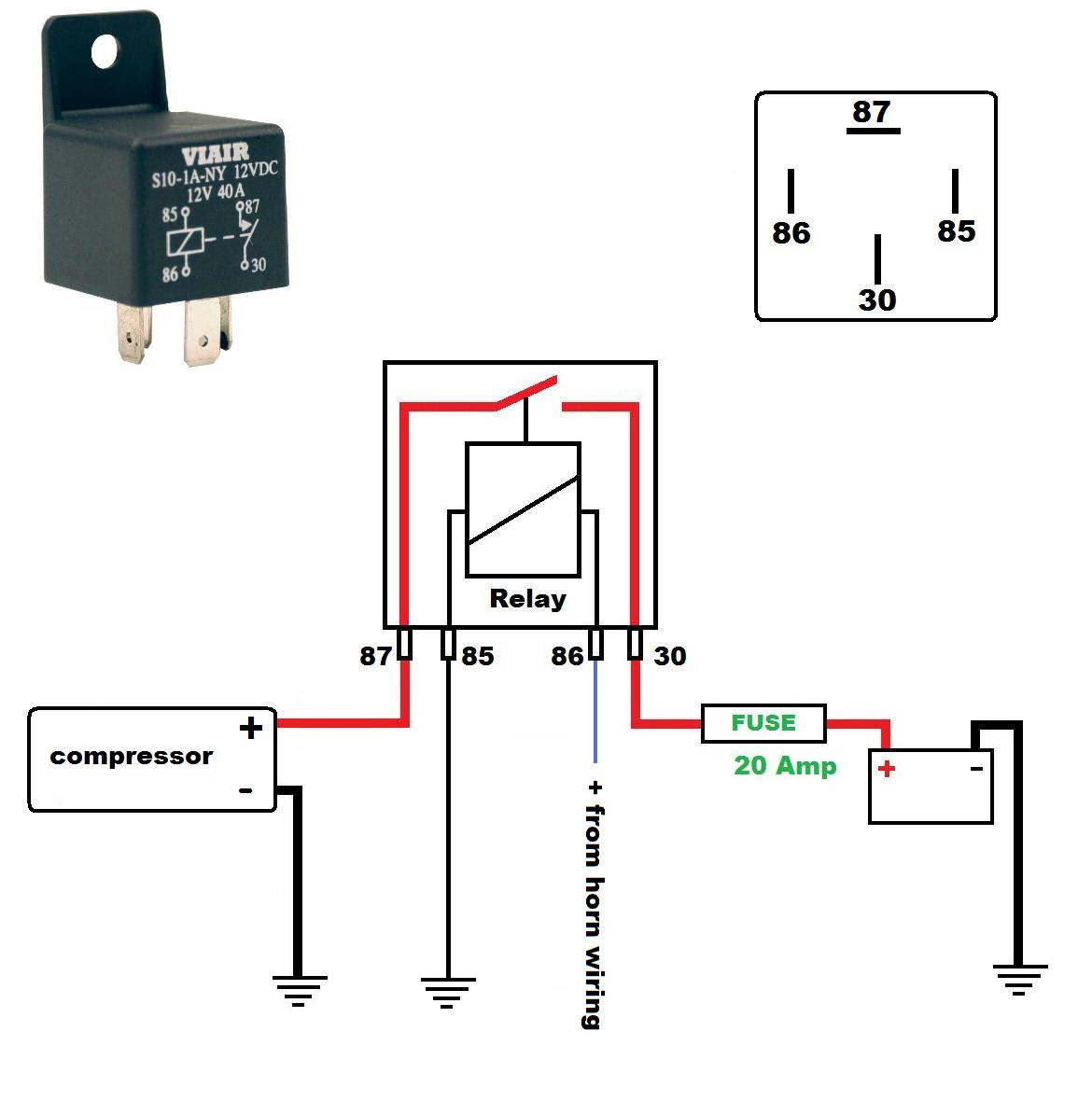 Recruitment House : [View 24+] Hella Horn Wiring Diagram With RelayRecruitment House - blogger