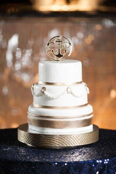 Nautical Wedding   Nautical Themed Wedding Cake #2029146
