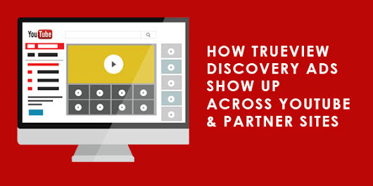 How Trueview Discovery Ads Show Up Across Youtube & Partner [Infographic] | Ebusiness Guru