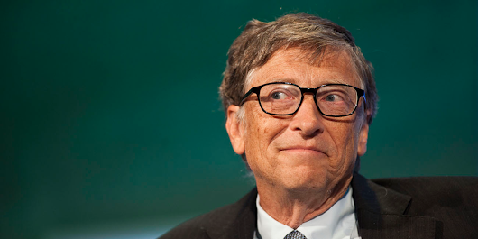 Bill Gates could be the world's first trillionaire by 2042