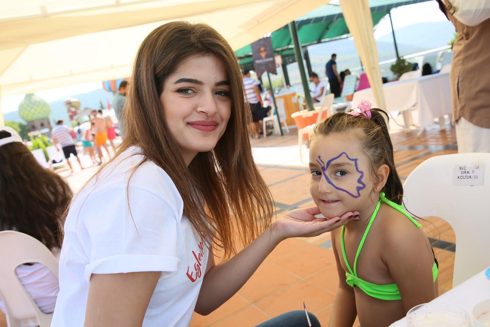 Yüz Boyama Aktiviteleri Ve Profesyonel Yüz Boyamacı Temini