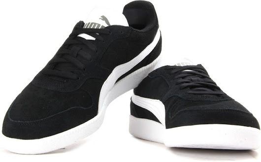 Puma Icra Trainer SD Men Sneakers Black SHOEGY9B9FSVPZG8
