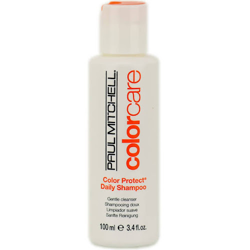 Paul Mitchell ColorCare Shampoo, Daily, Color Protect - 3.4 fl oz