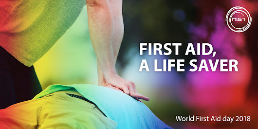 First Aid, A Life Saver (Celebrating World First Aid day)