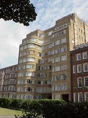 Florin Court, London
