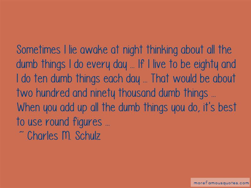 Quotes About Thinking Of You At Night Top 32 Thinking Of You At