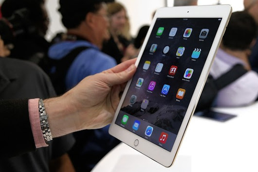Apple Pushes iPads for Business With Different Partners, Similar Aims