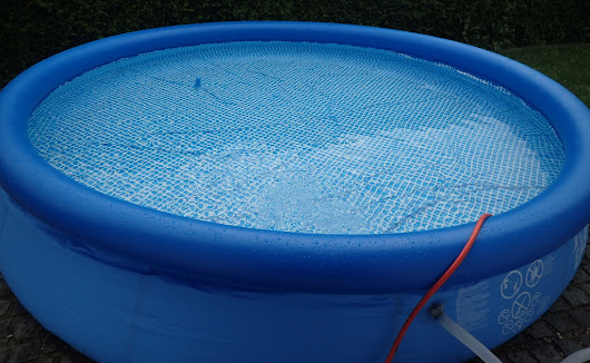 Intex Easy-Pool-Set im Test