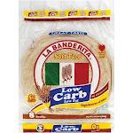 La Banderita Soft Taco - Low Carb - 12.8 Oz - Pack of 12