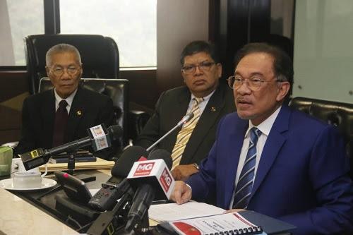 Anwar sedia berunding, krisis PKR akan berakhir