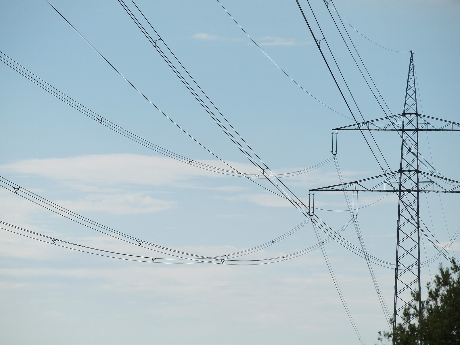 Línea eléctrica