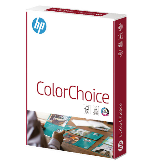 HP Premium Choice A4 Colour Laser Paper 120gsm (Pack of 250) – HCL0330A1