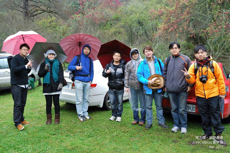 2012_0227_雨之櫻。武陵農場together