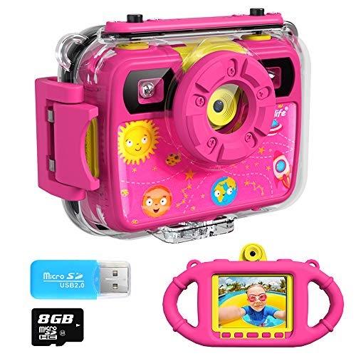 Best Digital Camera For Kids Waterproofs