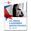 The ForeSee E-Government Satisfaction Index (Q1 2015) | Download the Report