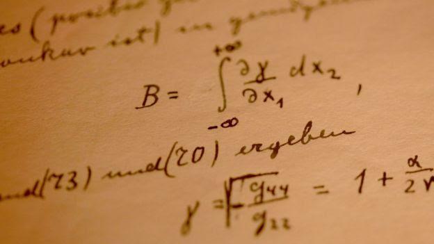 Rascunhos de Einstein