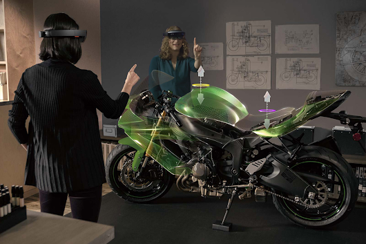 Hololens apps will need collaborative editing | Irisate