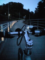 初自転車通勤@GIANT ESCAPE R3