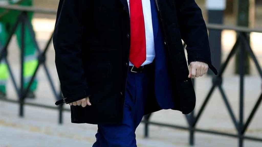 Eloy Velasco Núñez (54 años) se ha convertido en otro juez estrella.