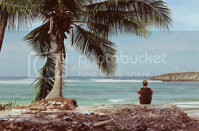 Puerto Rico, Waterfall, Tropical, Beach, Palm trees, Contax G2, Film, 35mm, holiday, vacation, travel, photo Kaintree_zpsowwqwanm.jpg