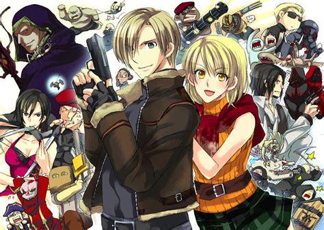biohazard zerochan residentevil anime