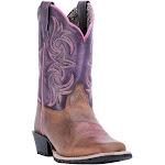 Children's Dan Post Majesty Cowboy Boots