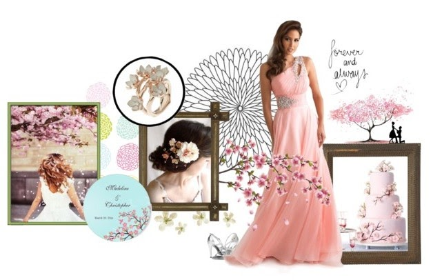 Buying A Colored Bridal Gowns | Wedding Trends