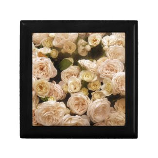 Bouquet of Roses Jewelry Boxes