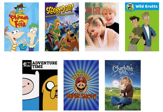 Little Kids Netflix