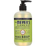 Mrs. Meyer'S Clean Day Liquid Hand Soap, Lemon Verbena, 12.5 Ounce Bottle -PACK 3