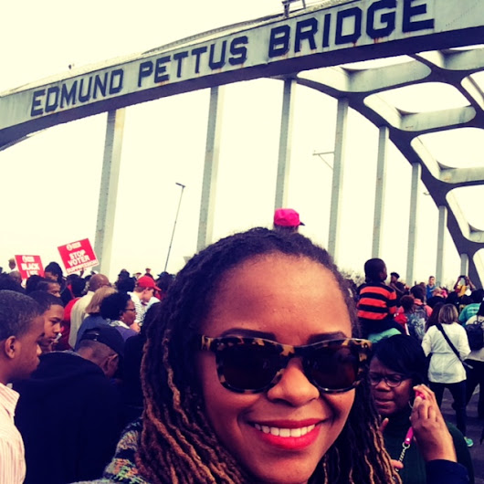 Keep A' Inchin Along #Selma50 | Crystal A. deGregory, Fisk '03