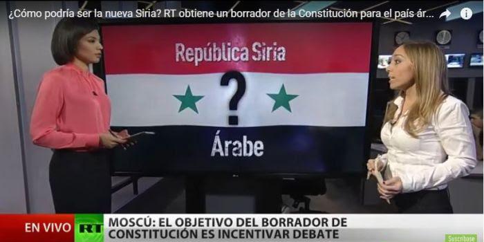 Come sarà la nuova Siria? Ecco la proposta di Costituzione della Russia per il paese arabo