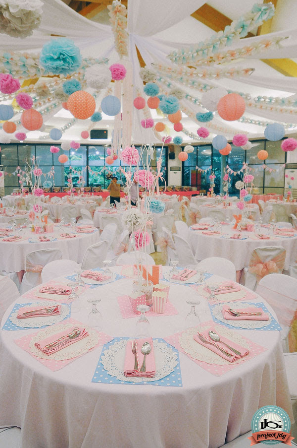 A Shabby Chic 1st Birthday Party One Charming Day