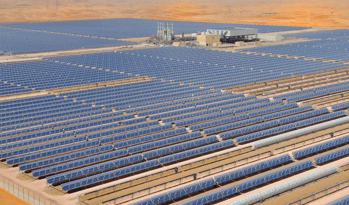 UAE solar demand