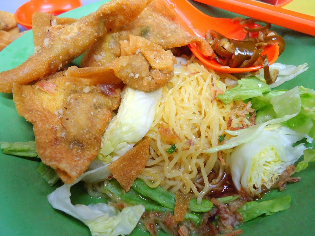 Tong Seng Coffeeshop Wanton Noodles The Halal Food Blog