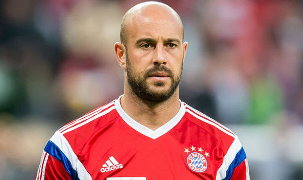 Keeper- Pepe Reina eyes Reunion with Newcastle's Benitez