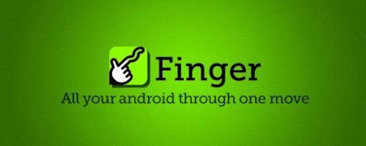 Finger ShortCuts, integrando gestos como accesos directos en Android