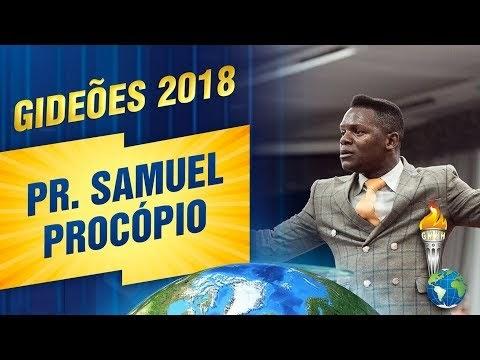 Gideões 2018 - Samuel Procópio