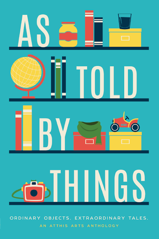 Review of As Told by Things - Mad Scientist Journal