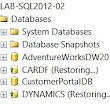 Tracking The Progress Of A Database Backup Or Restore In SQL Server