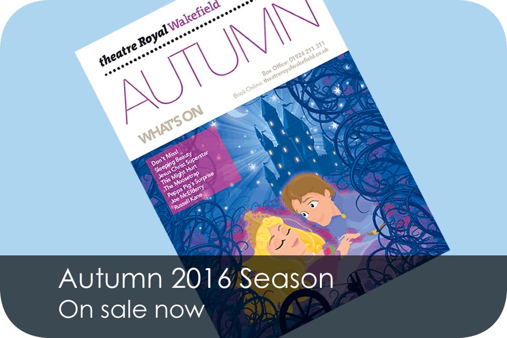 Autumn 2016 Brochure