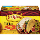 Old El Paso Taco Dinner Kit, Hard & Soft - 3 pack, 11.4 oz packages