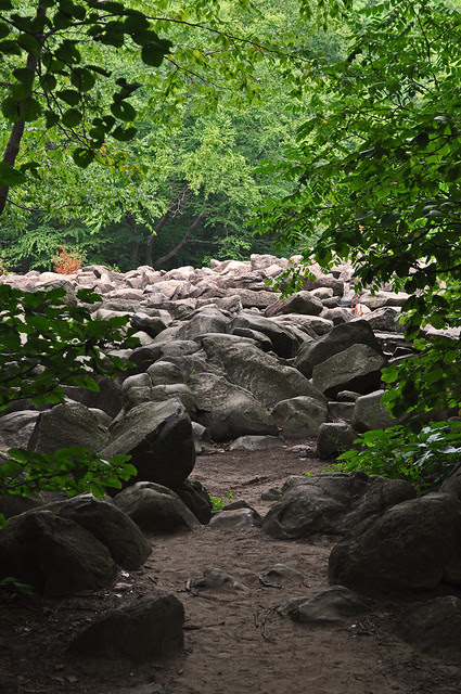 Ringing Rocks 1