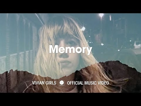 "Vivian Girls Release New Album & Share New Video For ""Memory"""