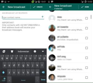Tips dan Trik WhatsApp Yang Wajib Anda Tahu Tips dan Trik WhatsApp Yang Wajib Anda Tahu