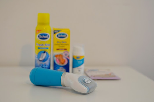 Look After Your Feet This Winter {And Win Scholl Foot Products} | Birds and Lilies