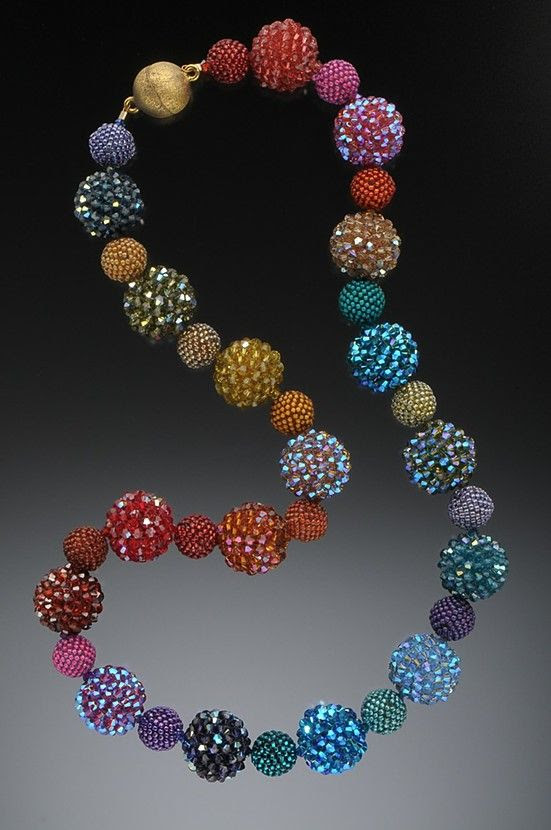 ~~Rainbow Necklace by Lynne Sausele~~